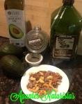 Aceite de Aguacate, Aceite de oliva extra virgen, aguacate, semillas de chia