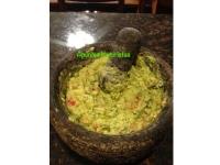 Guacamole molcajete 1