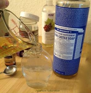 Jabón líquiod para las manos (5)